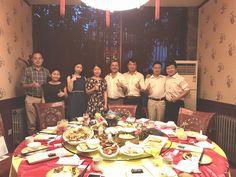 Great final team meal with #Satair Beijing's Account Directors! #ADAPT Training  #Speakers #Beijing #Aerospace #Aviation