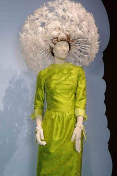 (L to R)  Costumes worn by Actress:  Riki Lindhome as Jeanine by FIDM, via Flickr: