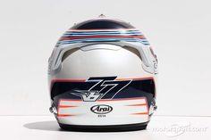 Valtteri Bottas, Williams (2014) - back