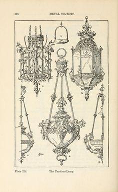 A handbook of ornament; Franz Sales Meyer bookmarked
