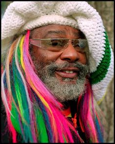 Make my funk the P Funk. Plainfield's George Clinton is known for his funk, soul, rock, funk rock and rhythm and blues performances as a singer/songwriter and producer.
