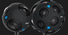 Facebook's new 360-degree cameras change the virtual reality game -With this new tech, virtual reality feels a lot more real.