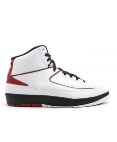 6c99fc07c28b0b Air Jordan 2 Retro Qf 2010 Release White Black Varsity Red 395709 101