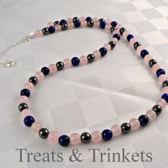 Peace Necklace from Treats & Trinkets