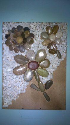 My work on stones under progress