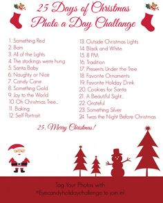 Join us at Everyday Eyeycandy for the 25 Days of Christmas Photo a Day Challenge where we capture the beauty, magic and traditions of the holiday season.