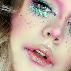 How magical does @dixiewolff look!! Made with the help from Sugarpill CosmeticsShop Sugarpill Here >> www.beserk.com.au/sugarpill