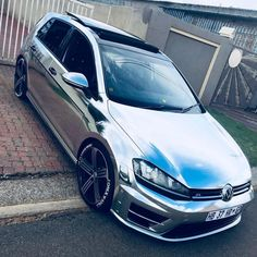 """32 Likes, 1 Comments - CarsToday.Online Cars (@onlinecarstoday) on Instagram: """"#vw #vwgolf #golf #golf7 #mk7 #modified #cool #instacool #good #instagood #instadaily #way…"""""""
