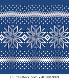 Find nordic pattern stock images in HD and millions of other royalty-free stock photos, illustrations and vectors in the Shutterstock collection. Knitting Stitches, Knitting Designs, Baby Knitting, Pattern Images, Pattern Art, Knit Baby Dress, Willow Weaving, Cross Stitch Borders, Fair Isle Knitting
