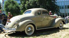 Chrysler Coupe, Chrysler Cars, Vintage Cars, Antique Cars, Chrysler Imperial, Dream Garage, Buick, Mopar, Muscle Cars
