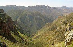 Barranca del Cobre, Chihuahua