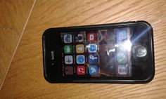 Iphone 4S Noir 16gb