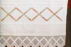 Que tal aprender a fazer bordado em crivo? Curta essa dica e faça também em casa! Vamos te mostrar c