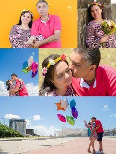 Ensaio  Casal - Janaina  e Ricardo - Recife Antigo - Vieira-Sousa Fotografias