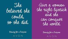 Becoming an Avon Representative Online