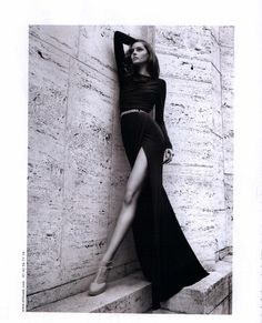 Elie Saab Ad Campaign Fall/Winter 2011 Shot #1