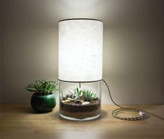 Segunda Feira Inspirando – Luminárias DIY