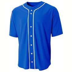 Baseball Jersey MS-1001      Size: S/M/L/XL/XXL   Colours: Red,Green,Blue,Pink,Yellow,White,Black & Orange   MOQ: 10     Sleeve Full Button Youth Custom Baseball Jersey All Sizes And Colors Available.
