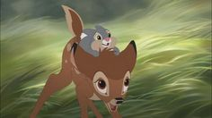 Disney Pixar, Bambi Disney, Disney Films, Disney And Dreamworks, Disney Love, Walt Disney, Disney Characters, Bambi 3, Bambi 1942