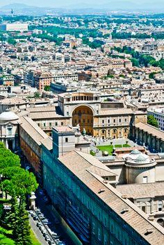 Vatican Museum  - Rome Italy
