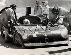1000 km monza 1975 merzario- andretti Alfa Romeo 33 TT12