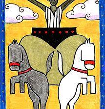 Moonlit Tarot Cards Deck