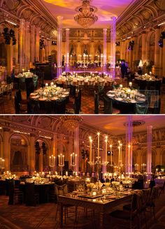 Winter Weddings, The Plaza Hotel, Formal Wedding, Black Tie, Green, Gay Wedding, Same Sex Wedding || Colin Cowie Weddings
