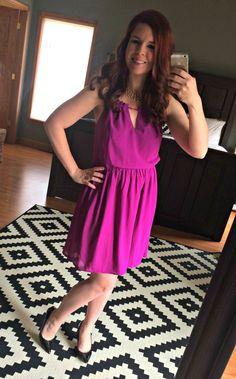 41Hawthorn Una Sleeveless Elastic Waist Halter Dress | Stitch Fix | www.cottentales.com