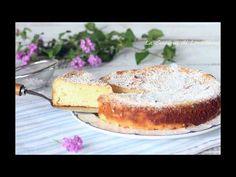 Torta di ricotta - Un dolce delicato e delizioso - Ricotta cake - YouTube Mini Tortillas, Ricotta Cake, Family Meals, Family Recipes, Italian Desserts, 20 Min, Cheesecakes, Biscotti, Camembert Cheese