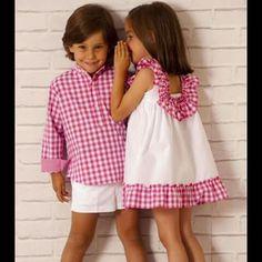 Modas Infantiles Pukatuka🦒🐿☂️🌸🌺🌼🌸🌼🌺🌼🌸🌼🌺🌼 Little Girl Fashion, Little Girl Dresses, Kids Fashion, Girls Dresses, Baby Girl Dress Patterns, Baby Dress, Sewing For Kids, Baby Sewing, Vestidos Vintage