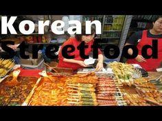 Street food in South Korea