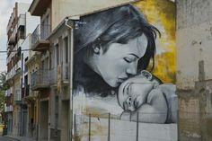 Street Art Banksy, Banksy Graffiti, Graffiti Artwork, 3d Street Art, Street Artists, World Street, Art Graphique, Urban Art, Art World