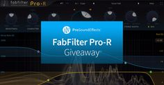 FabFilter Pro-R Giveaway