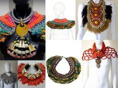 www.cewax.fr aime ces bijoux ethno tendance, style ethnique. Dans le même style, visitez la boutique de CéWax : http://cewax.alittlemarket.com/ #Africanfashion, #ethnotendance - Anita Quansah