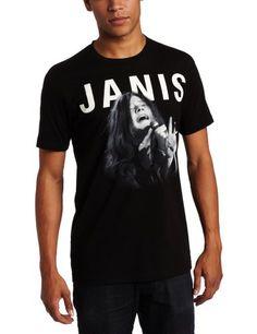 f48ea602902 Bravado Next Level Men s Janis Joplin Singing T-Shirt (bestseller)