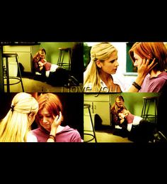 Buffy & Willow, Wild At Heart.