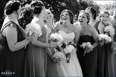 Wentworth By the Sea Portsmouth New Hampshire Wedding Photographer Photo Ocean Bridesmaids Rye Bride NH / I AM SARAH V Photography