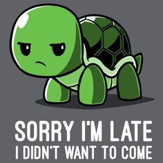 Get comfortable in hundreds of cute, funny, and nerdy t-shirts. TeeTurtle has the perfect super soft shirt to make you smile! Cute Animal Quotes, Funny Animal Memes, Funny Relatable Memes, Cute Animals, Cute Cartoon Drawings, Cute Animal Drawings, Kawaii Drawings, Cute Disney Wallpaper, Cute Cartoon Wallpapers