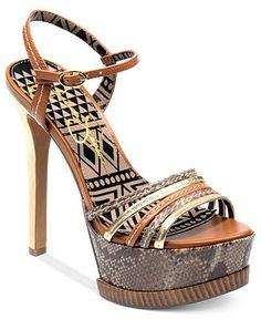 a6fd82a050fd Jessica Simpson Skye Platform Sandals   Reviews - Shoes - Macy s