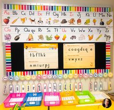 4 Reasons to Switch to a Portable Word Wall - Kindergarten Korner