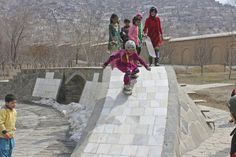 15 Photos of Afghan Girls Killing it at Skateboarding, the Biggest Female Sport in the Country