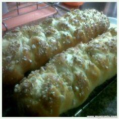 El primer pan que hice, mi orgullo