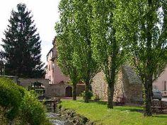 Delle (Territoire de Belfort) Les remparts - Wikipédia