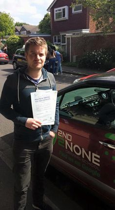 Driving Lessons Bristol Congratulations to Alec Wilkinson who passed his test today 15/08/16 at Southmead Bristol with only 4 minors!   Well done Alec and safe driving in the future from your driving instructor Kevin Allen & all at 2nd2None Driving School  https://www.2nd2nonedrivingschool.co.uk/driving-lessons-bristol.html