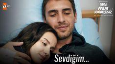 Sevdiğim mi dedi?  #AnderSevdaluk @sinegrafofficial @atvturkiye #SenAnlatKaradeniz