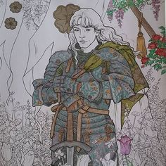 Work In Progress Game Of Thrones Coloringbook House Tyrell