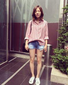 Snsd sunny fashion style