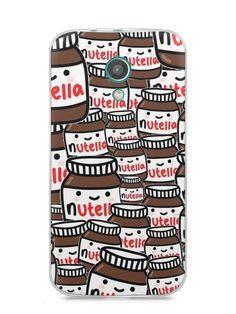Capa Moto G2 Nutella #1 - SmartCases - Acessórios para celulares e tablets :)