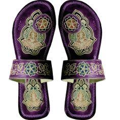99ddfe3e7 Paduka Sandals Unique Leather Toe Post Womens New Shoes Flats Flip Flop  Slides