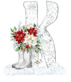 Alphabet, Floral, My Love, Monograms, Plants, Letters, Alpha Bet, Flowers, Plant